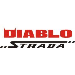 MV Agusta Diablo Strada Sticker - Autocollant MV Agusta 53