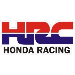 HONDA HRC Sticker - Autocollant Honda 38