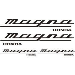 HONDA Magna Stickers - Planche Autocollants Honda 43