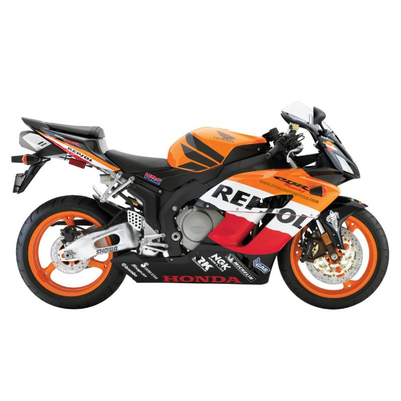 honda repsol kit d co stickers planche autocollants honda 55. Black Bedroom Furniture Sets. Home Design Ideas