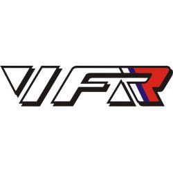 Honda VFR Sticker - Autocollant Honda VFR