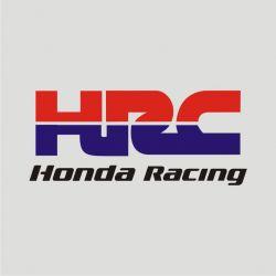 Honda Racing HRC Sticker - Autocollant HRC Honda Racing