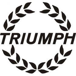 Triumph Sticker - Autocollant Triumph 7