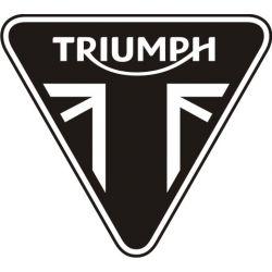 Triumph Sticker - Autocollant Triumph 10