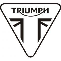 Triumph Sticker - Autocollant Triumph 11