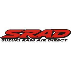 Suzuki SRAD Sticker - Autocollants Suzuki 41