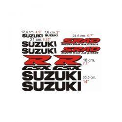 Suzuki GSXR 1996 - Stickers - Autocollants Suzuki 105