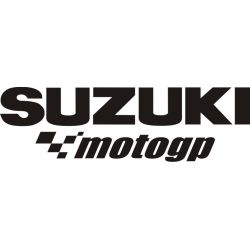 Suzuki MotoGP Sticker - Autocollants Suzuki 123