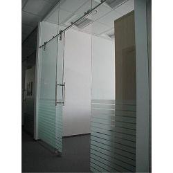 Film aspect verre dépoli pour Bureau, Local, cabinet - Design 19