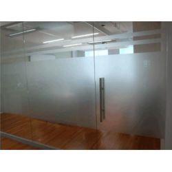Film aspect verre dépoli pour Bureau, Local, cabinet - Design 27