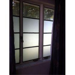 Film aspect verre dépoli pour fenêtre - Design 63