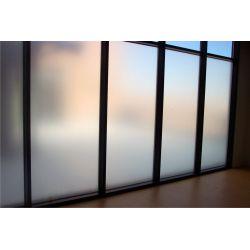 Film aspect verre dépoli pour Baie vitrée - Design 80