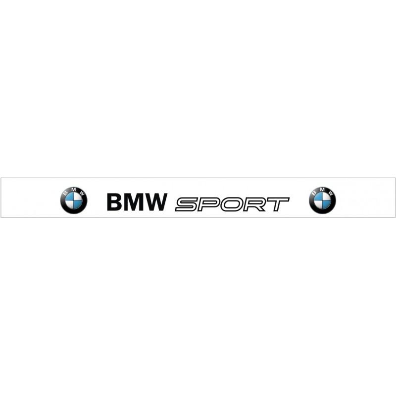 bandeau pare soleil BMW Sport