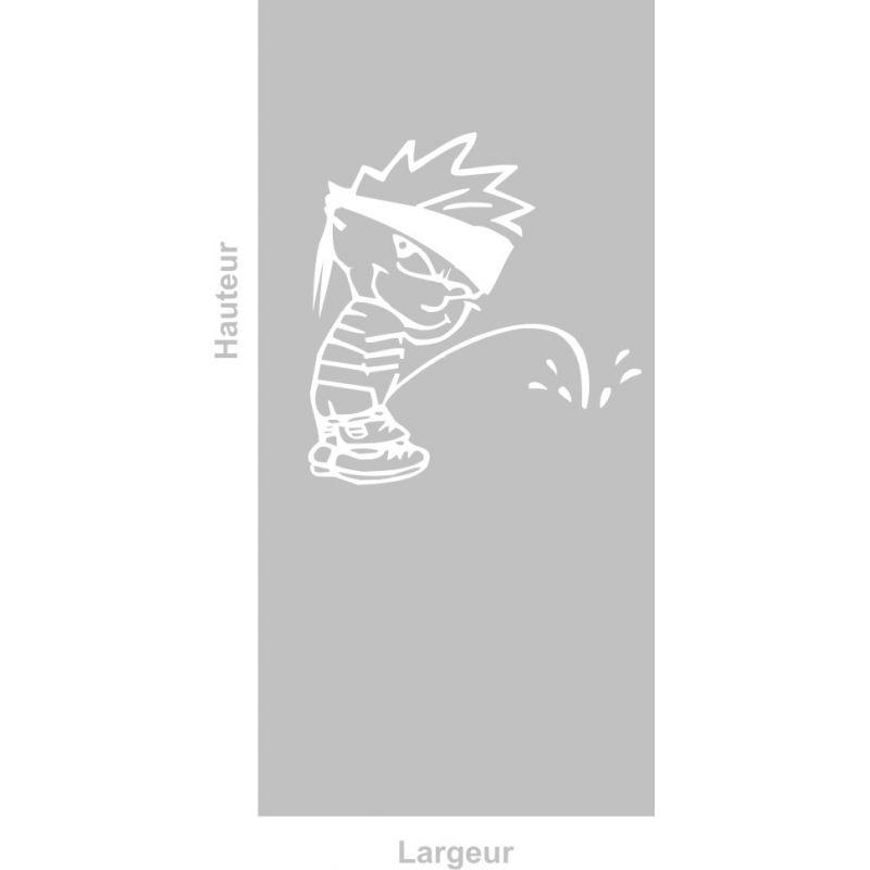 Film adhésif aspect verre dépoli sur mesure pour Vitre Design 293