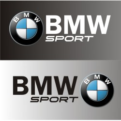 Sticker BMW Motorsport