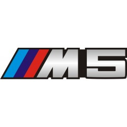 Sticker BMW M5