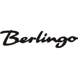 Sticker Berlingo Citroën