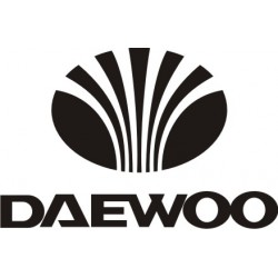Sticker Daewoo 2