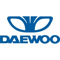 Sticker Daewoo 3