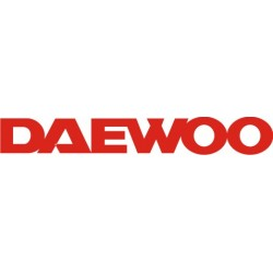 Sticker Daewoo 4