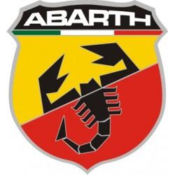 Autocollants Fiat Abarth