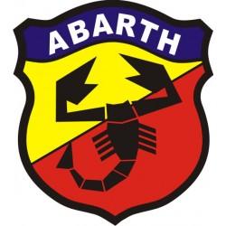 Autocollants Fiat Abarth 2