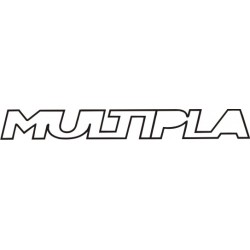 Autocollants Fiat Multipla