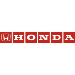 Sticker Honda 1