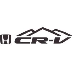 Sticker Honda CRV