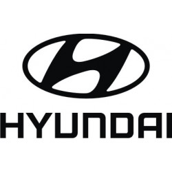Sticker Hyundai
