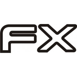 Sticker Hyundai FX