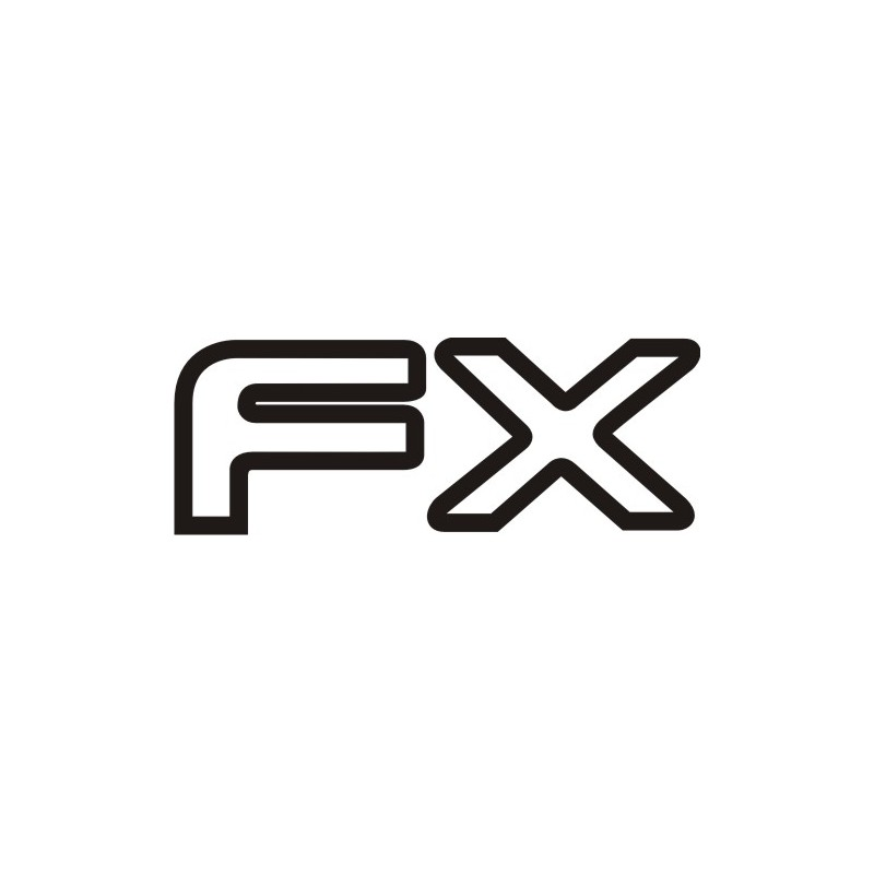 Sticker Hyundai FX