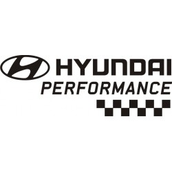 Sticker Hyundai Performance