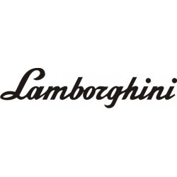 Sticker Lamborghini