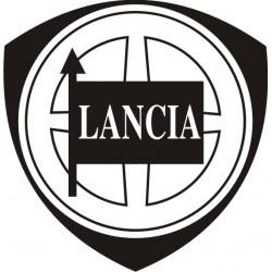 Sticker Lancia