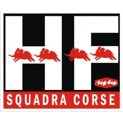 Sticker LANCIA HF SQUADRA CORSE 2