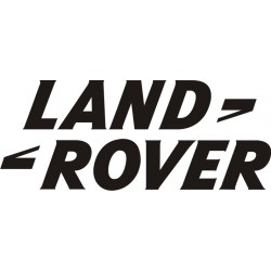 Sticker Land Rover 4