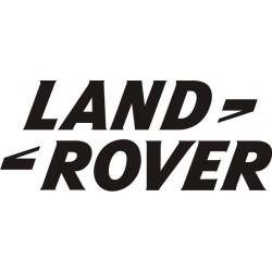 Sticker Land Rover 4