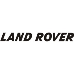 Sticker Land Rover 5
