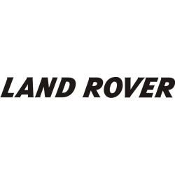 Sticker Land Rover 5