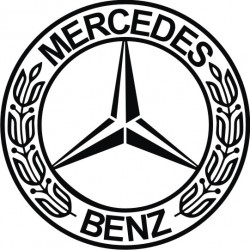 Sticker Mercedes 1
