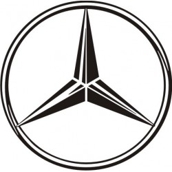 Sticker Mercedes 2