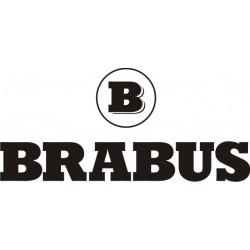 Sticker Brabus 2