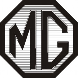 Sticker MG 2
