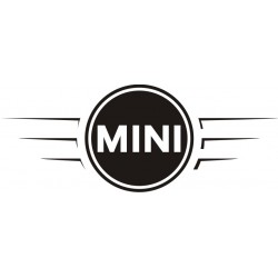 Sticker Mini Cooper 1