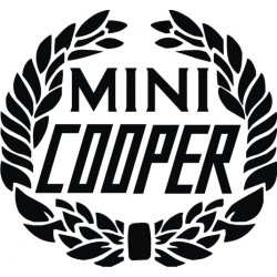 Sticker Mini Cooper 2