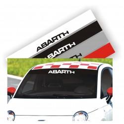 Bandeau pare soleil Fiat Abarth