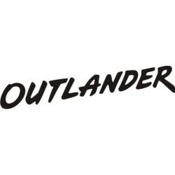 Sticker Mitsubishi Outlander