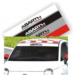 Bandeau pare soleil Fiat Abarth 2