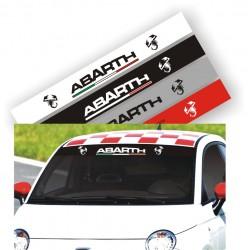 Bandeau pare soleil Fiat Abarth 3